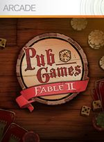 Jaquette Fable II: Pub Games