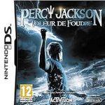 Jaquette Percy Jackson : Le Voleur de foudre