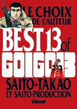 Couverture Best 13 of Golgo 13 : Le Choix de  l'auteur