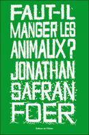 Couverture Faut-il manger les animaux ?