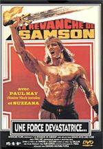 Affiche La Revanche de Samson