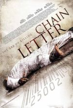 Affiche Chain Letter