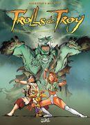 Couverture Les Enragés du Darshan - Trolls de Troy, tome 10