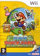 Jaquette Super Paper Mario