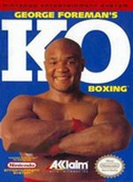 Jaquette George Foreman's KO Boxing
