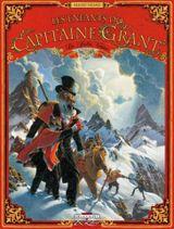 Couverture Les Enfants du Capitaine Grant, tome 1