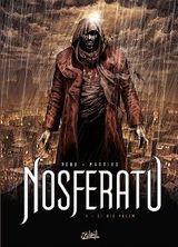 Couverture Si vis pacem - Nosferatu, tome 1
