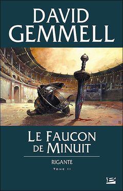 Couverture Le Faucon de minuit - Rigante, tome 2