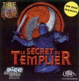 Jaquette Timegate : Le Secret du Templier