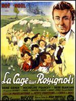 Affiche La Cage aux rossignols