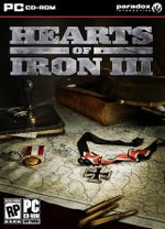 Jaquette Hearts of Iron III