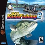 Jaquette Sega Bass Fishing 2