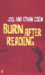 Couverture Burn After Reading