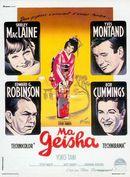 Affiche Ma Geisha