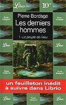 Couverture Le Peuple de l'eau - Les Derniers Hommes, tome 1