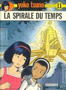 Couverture La Spirale du temps - Yoko Tsuno, tome 11
