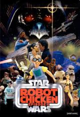Affiche Robot Chicken : Star Wars Episode II