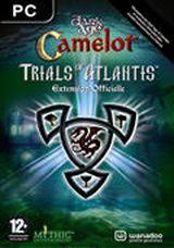 Jaquette Dark Age of Camelot : Trials of Atlantis