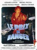 Affiche Le Prix du danger