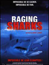 Affiche Raging Sharks