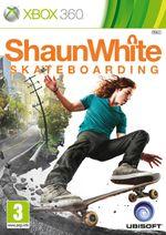 Jaquette Shaun White Skateboarding