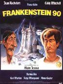 Affiche Frankenstein 90