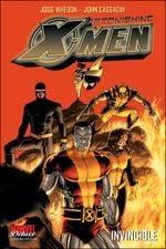 Couverture Invincible - Astonishing X-Men, tome 2