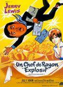 Affiche Un chef de rayon explosif
