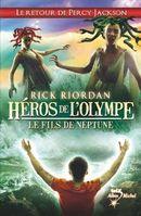 Couverture Le Fils de Neptune - Héros de l'Olympe, tome 2