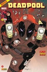 Couverture Deadpool (Marvel France 2e série)
