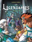Couverture L'Héritage du mal - Les Légendaires, tome 14
