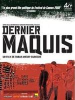 Affiche Dernier Maquis