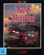 Jaquette Red Baron