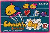 Jaquette Chack'n Pop