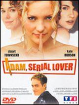 Affiche Adam, Serial Lover