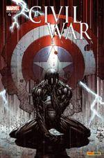 Couverture Victime de Guerre : La Mort de Captain America
