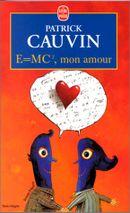 Couverture E=MC2 mon amour