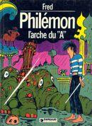 Couverture L'Arche du « A » - Philémon, tome 8