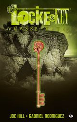 Couverture Casse-Tête - Locke & Key, tome 2