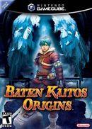 Jaquette Baten Kaitos : Origins