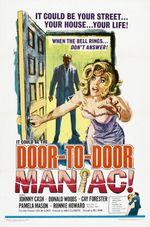 Affiche Door-to-Door Maniac