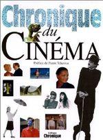 Couverture Chronique du cinéma