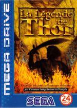 Jaquette La Légende de Thor