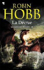 Couverture La Décrue - Les Cités des Anciens, tome 4