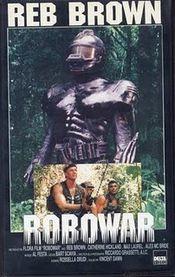Affiche Robowar