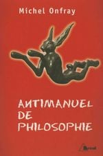 Couverture Antimanuel de philosophie