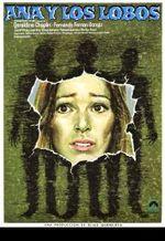 Affiche Anna et les loups