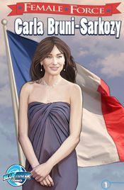Couverture Carla Bruni - Sarkozy
