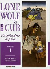 Couverture Lone Wolf & Cub