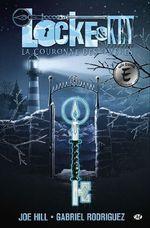 Couverture La Couronne des ombres - Locke & Key, tome 3